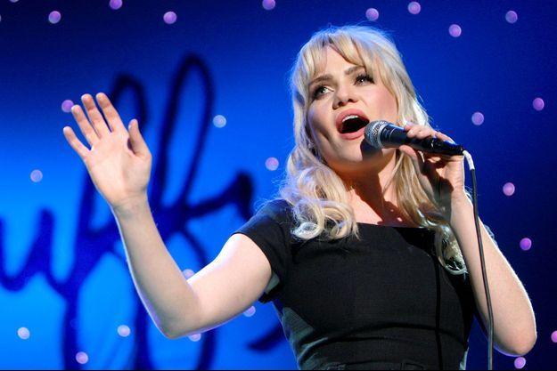 La chanteuse Duffy en 2009.