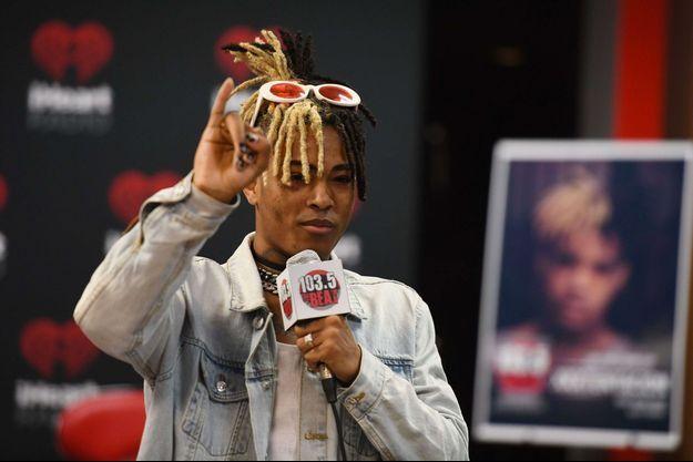 Le rappeur américain XXXTentacion a été tué à seulement 20 ans.
