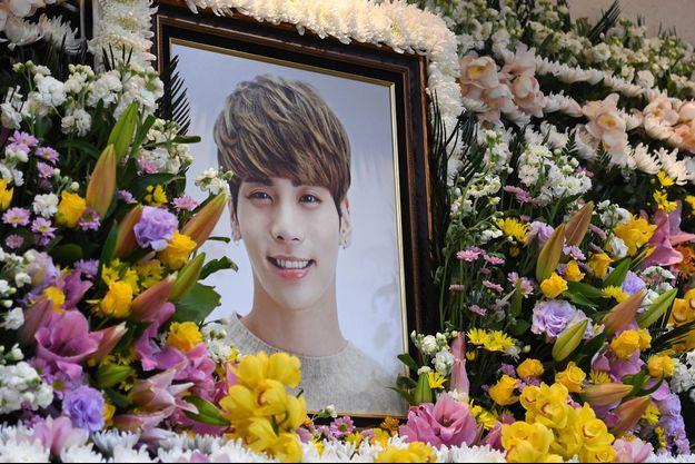 Kim Jong-Hyun avait 27 ans.