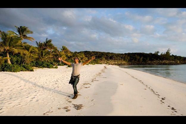 Quand il quitte les Bahamas, il partage son temps entre sa maison au Brésil et son immense hôtel particulier dans le XVIe arrondissement de Paris.