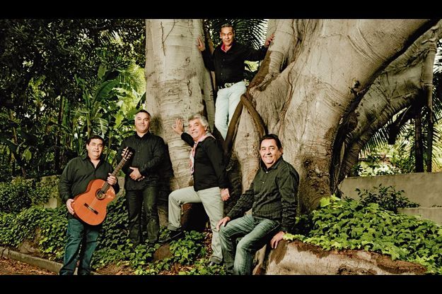 Les Gipsy Kings, ici à Los Angeles
