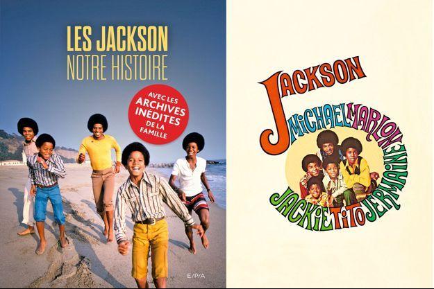 « Les Jackson. Notre histoire », éd. E/P/A, 320 pages, 35 euros. A d., le dépliant promotionnel du dessin animé à leur gloire.