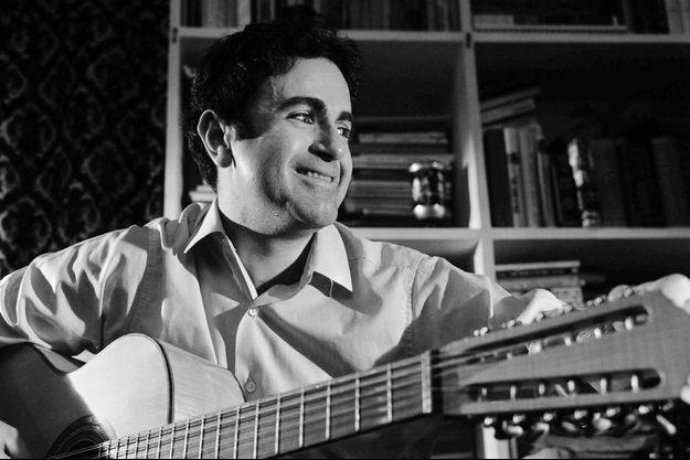 Guy Béart en 1965.