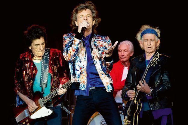 Les Stones sont le groupe le plus cher du marché.