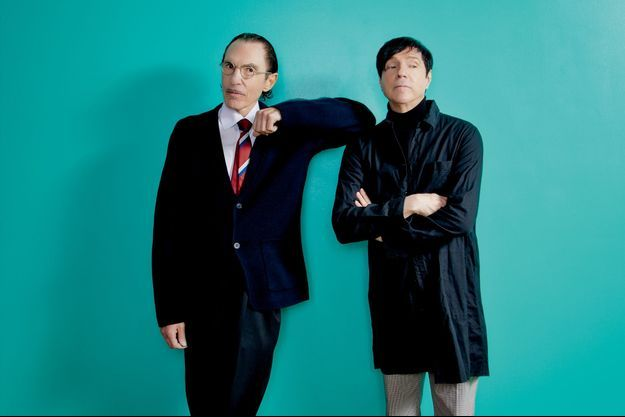 Ron et Russell Mael.