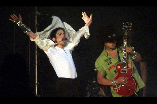Michael Jackson est décédé à l'âge de 50 ans.