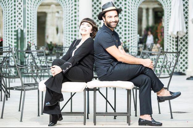 Mireille Mathieu et Ycare