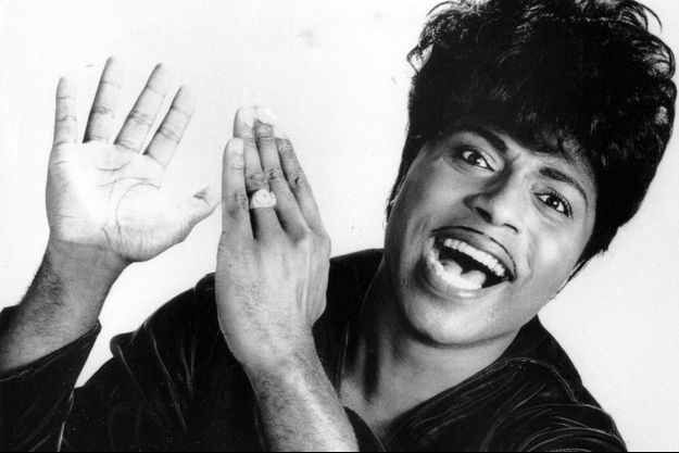 Little Richard en 1966.