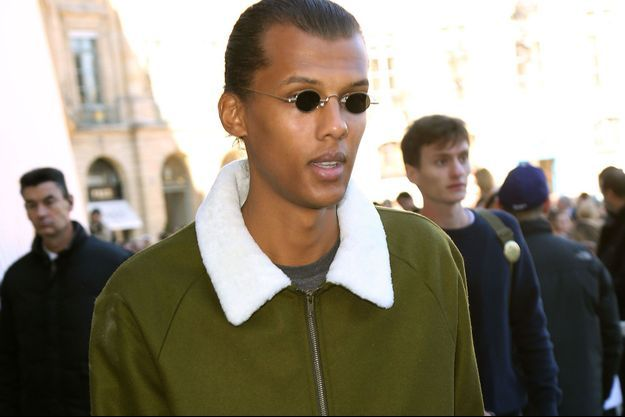 Stromae à Paris en octobre 2016.