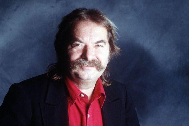 Pierre Vassiliu sur une photo prise en 1994. Le chanteur avait 76 ans.