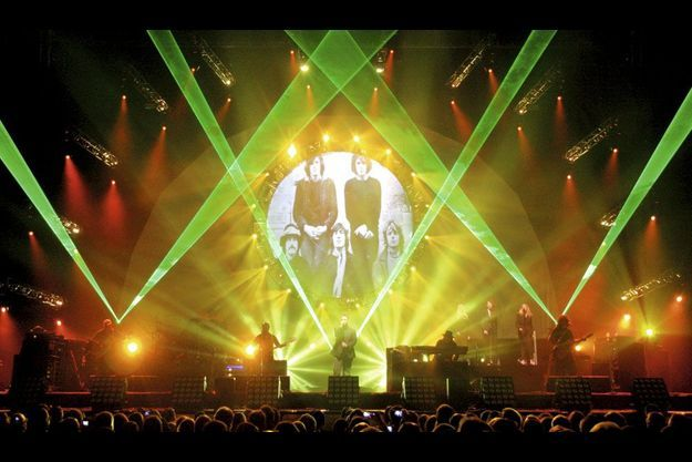"""The Australian Pink Floyd""."