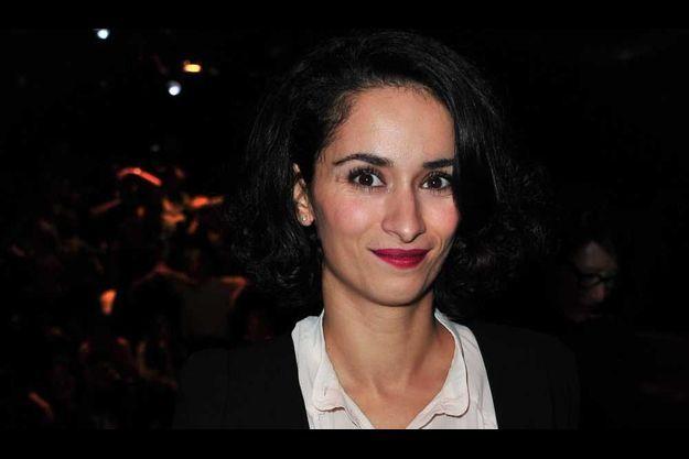 Rachida Brakni.