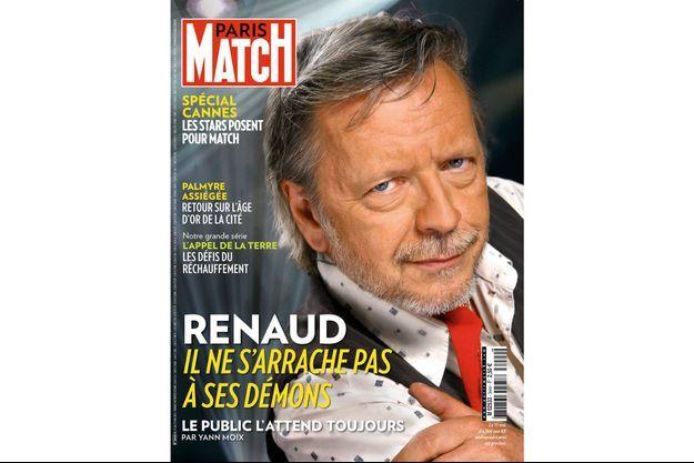 La Une de Paris Match cette semaine.
