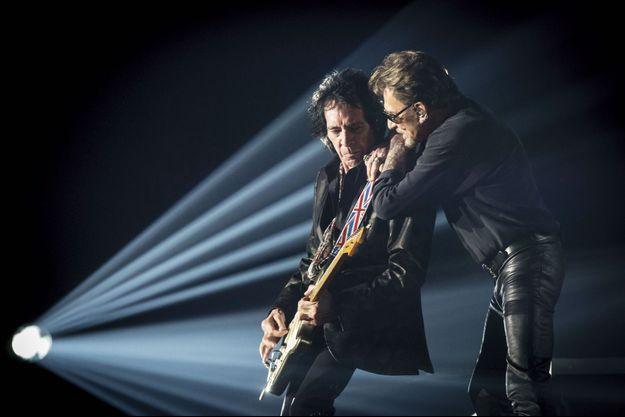 """Robin Le Mesurier : """"Johnny était plus qu'un ami. C'était mon frère"""""""