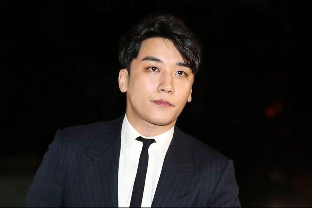 Seungri, 29 ans, de son vrai nom Lee Seung-hyun