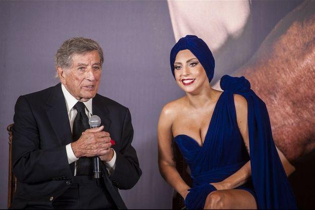 Tony Bennett et Lady Gaga ouvriront le bal le 4 juillet prochain.