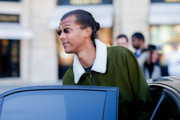 Stromae à Paris en octobre 2016.