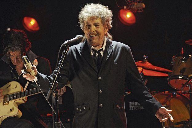 Dylan en concert à Stockholm