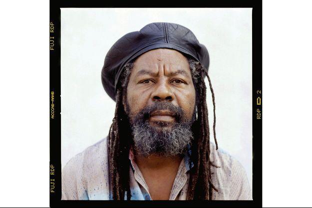 Portrait d'U-Roy à Londres, le 5 août 1991.