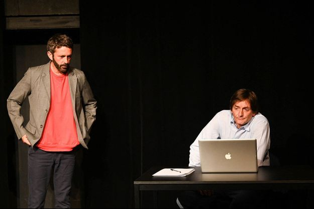 Benjamin Gauthier et Pierre Palmade