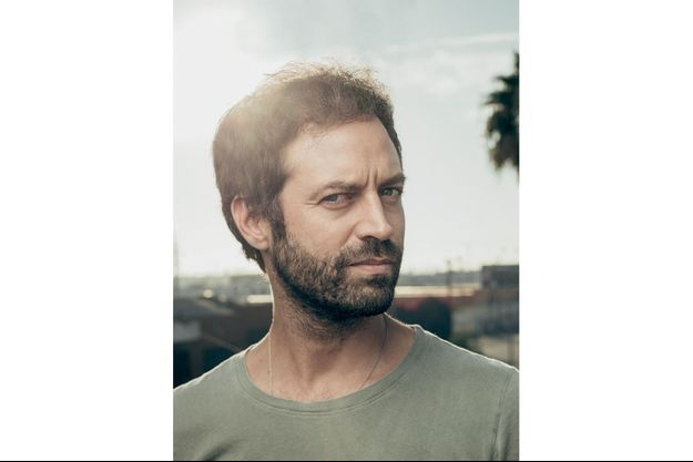 Benjamin Millepied à Los Angeles.