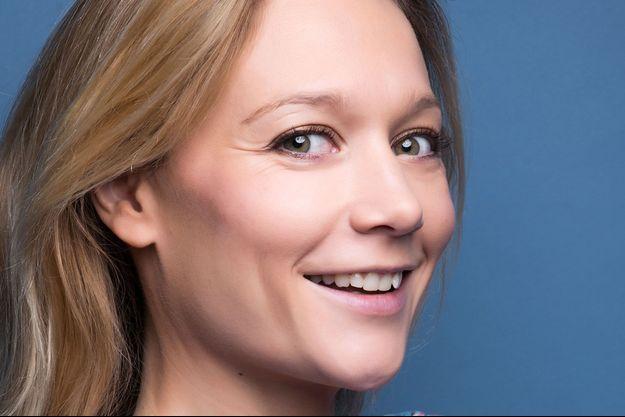 Caroline Vigneaux sera au Palais des glaces dès le 11 septembre 2014.