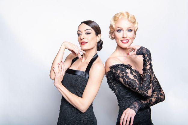 Sofia Essaïdi et Carien Keizer