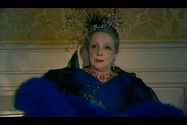 """Denise Gence, dans """"Les plus beaux cris du monde""""."""