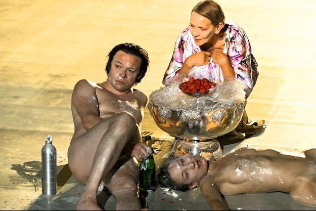 « Les choses qui passent », du 14 au 21 juillet au Festival d'Avignon.