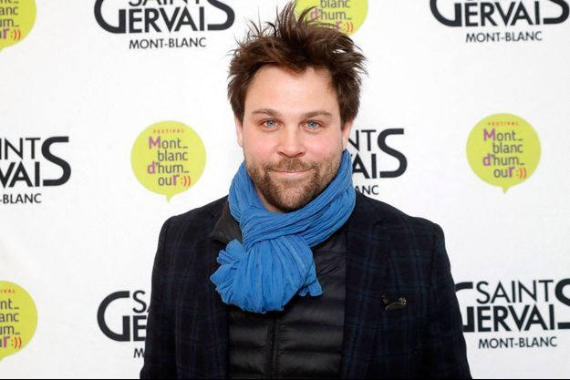 Arthur Jugnot, directeur artistique du Festival.