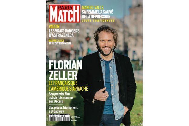 L'écrivain et metteur en scène à Paris, le 20 mars.