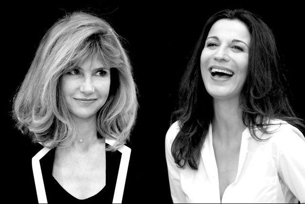 Florence Pernel et Hélène Médigue
