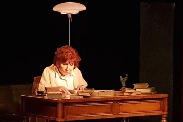 Judith Magre dans « Une vie allemande