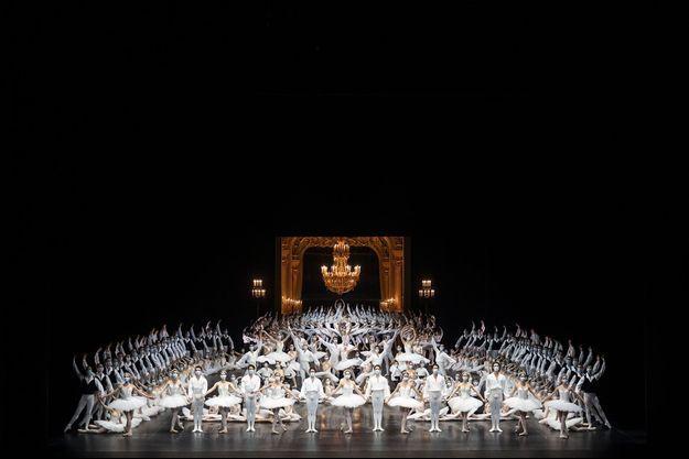 Le Défilé du Ballet.