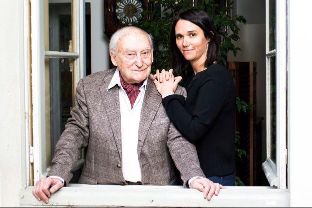 Jeanne Herry et Pierre Barillet