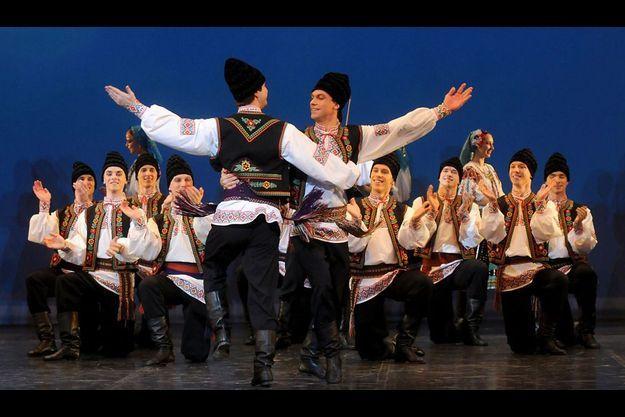 Une image du ballet Igor Moïsseïev