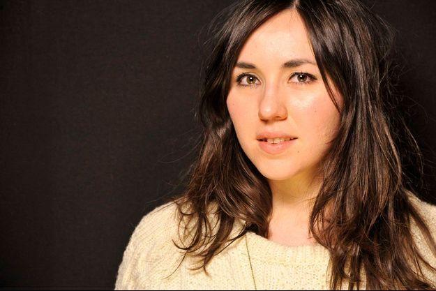 Déborah Grall, petite-fille de Philippe Noiret.