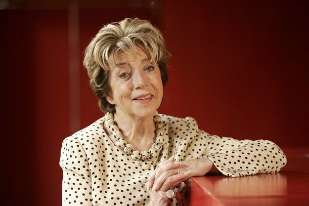 Marthe Mercadier en juin 2006.