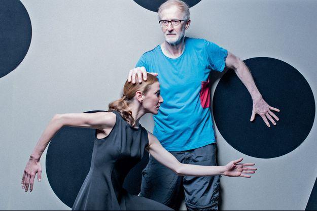 L'étoile Ludmila Pagliero et le chorégraphe Mats Ek.