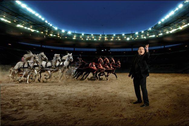 En 2006 au Stade de France, son « Ben-Hur » sera donné cinq soirs et attirera 300 000 personnes