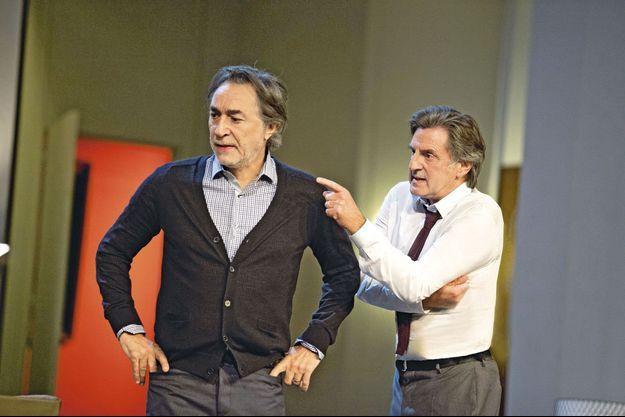 Richard Berry et Daniel Auteuil dans «Nos femmes».
