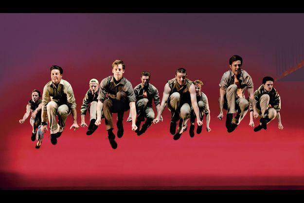 West Side Story au théâtre du Châtelet.