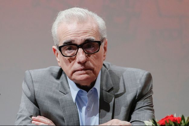 Martin Scorsese lors de la conférence de presse du 13e Festival de Marrakech.