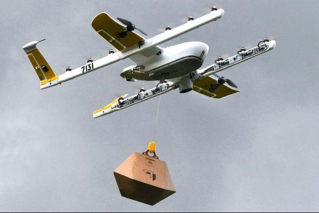 Après 3 000 livraisons tests en Australie, le drone Wing d'Alphabet peut enfin opérer sur le sol américain, d'abord dans la ville de Blacksburg, en Virginie.