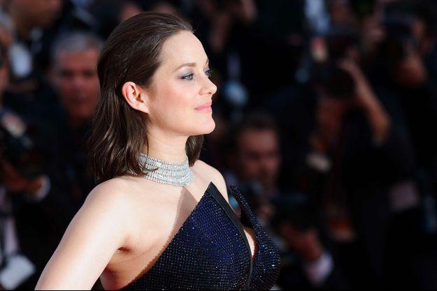 Marion Cotillard au Festival de Cannes 2017