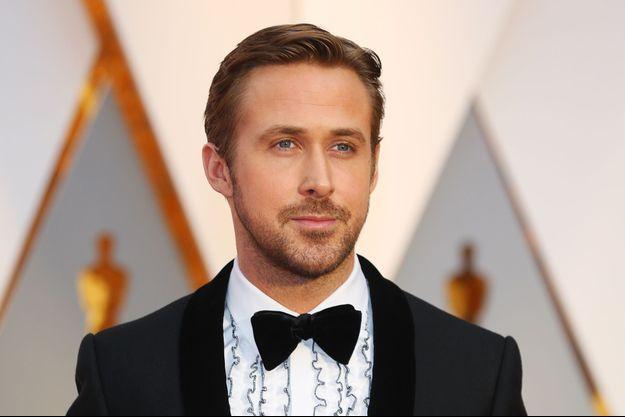 Ryan Gosling aux Oscars, le 26 février 2017 à Los Angeles.