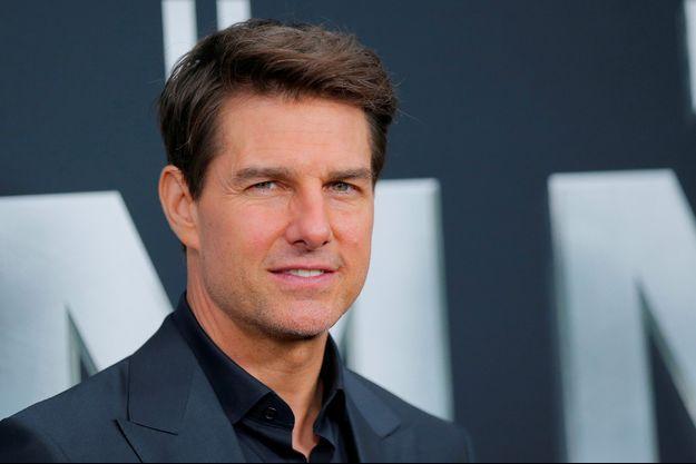Tom Cruise à New York, le 12 juin 2018