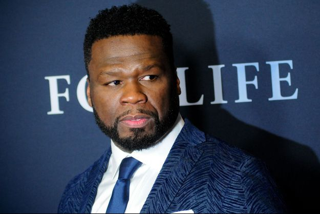 50 Cent, alias Curtis James Jackson III, en février 2020