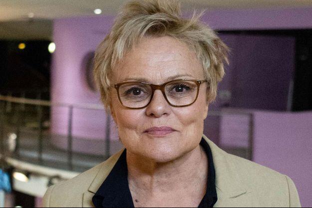 Muriel Robin le 15 mai 2019, à Paris.