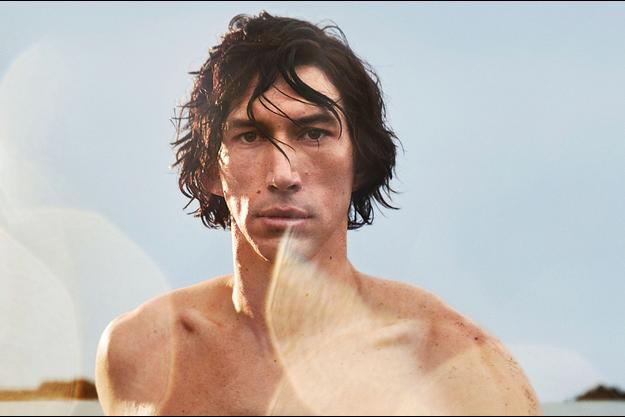 Adam Driver dans la nouvelle publicité Burberry.